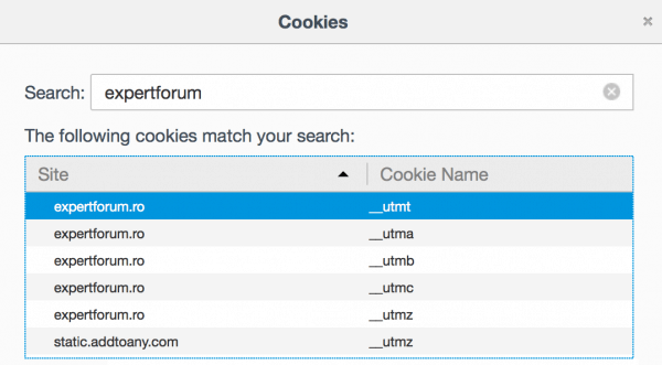 cookies expertforum.ro