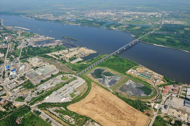 Podul prieteniei dintre orașul Ruse și Giurgiu